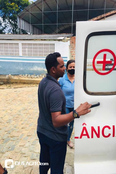 Itagimirim: Luizinho faz visitas em União Baiana. 40