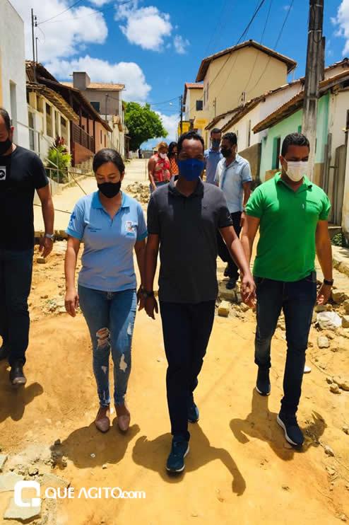 Itagimirim: Luizinho faz visitas em União Baiana. 37