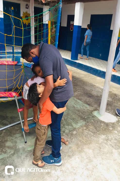 Itagimirim: Luizinho faz visitas em União Baiana. 33