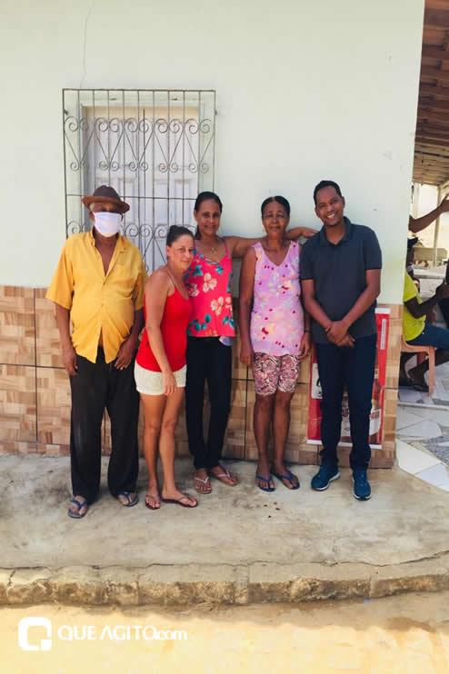 Itagimirim: Luizinho faz visitas em União Baiana. 44