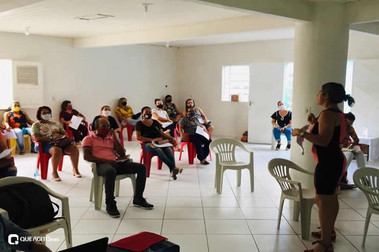 Itagimirim: Secretaria de Educação promove palestras para professores da rede municipal 31