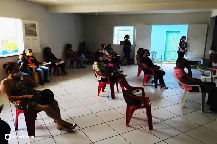 Itagimirim: Secretaria de Educação promove palestras para professores da rede municipal 39