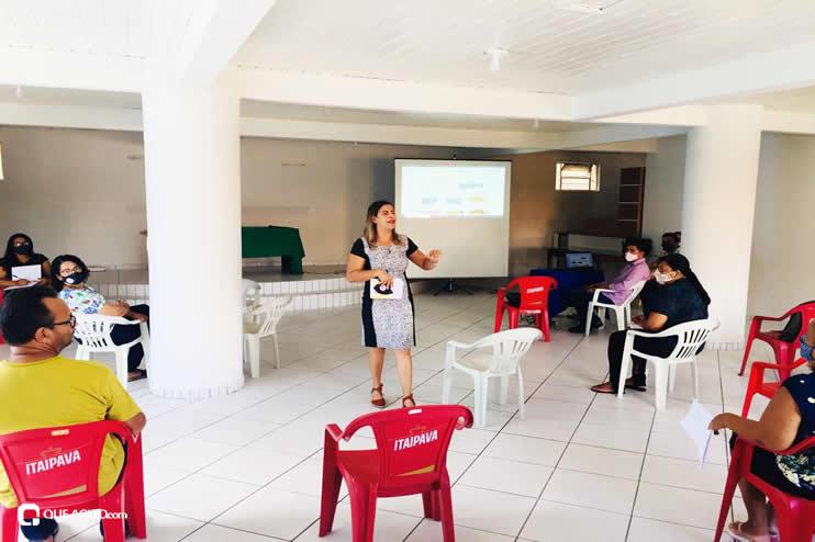 Itagimirim: Secretaria de Educação promove palestras para professores da rede municipal 26