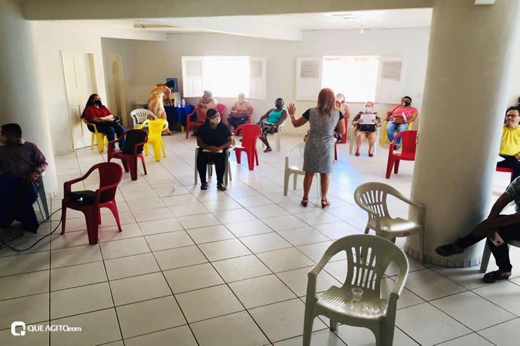 Itagimirim: Secretaria de Educação promove palestras para professores da rede municipal 38