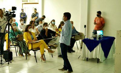 Eunápolis: ACM Neto faz palestra com secretários e orienta sobre modelo de gestão eficiente 45