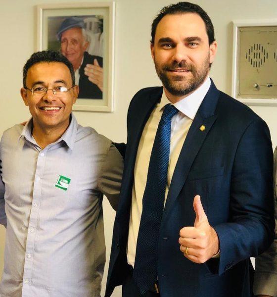 Presidente do PSDB-BA comemora eleição de prefeito do partido para Associação dos Prefeitos do Extremo-Sul 53