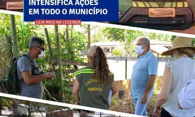 Porto Seguro: Secretaria Municipal de Meio Ambiente intensifica ações em todo o município 6