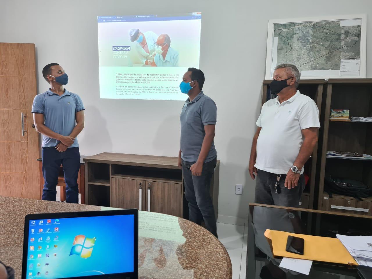COVID-19: Itagimirim lança plataforma online pioneira no estado 25