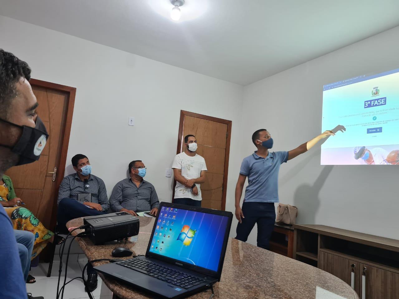 COVID-19: Itagimirim lança plataforma online pioneira no estado 24