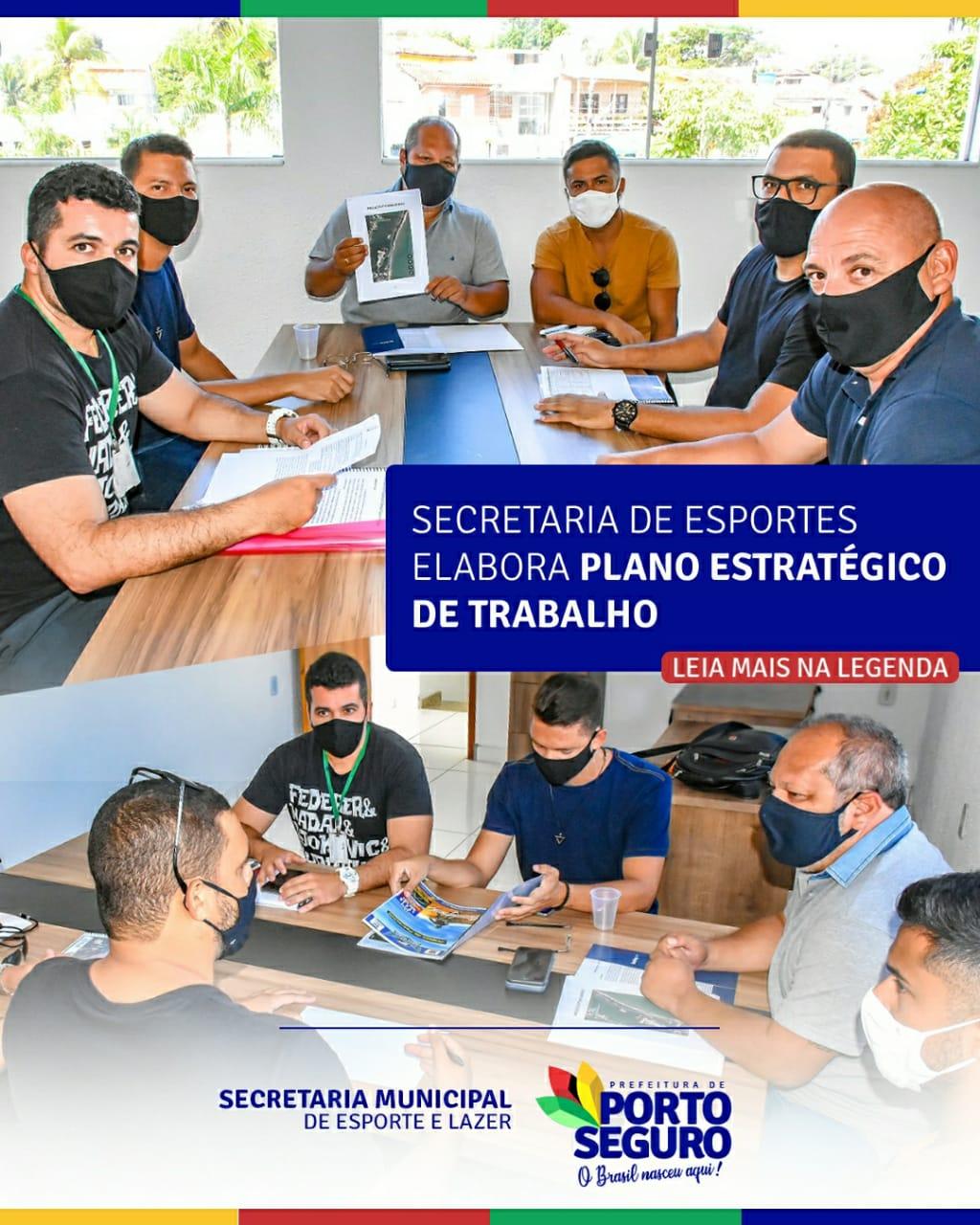 Calendário anual de eventos, incentivo a projetos sociais e apoio ao esporte de rendimento estão entre os projetos para Porto Seguro 18