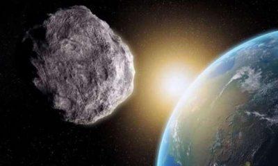 Asteroide maciço pode se chocar com a Terra no próximo ano, informa NASA 28