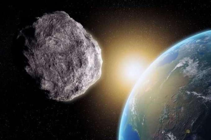 Asteroide maciço pode se chocar com a Terra no próximo ano, informa NASA 18