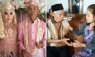 Idoso de 78 anos se separa de adolescente de 17 cerca de 22 dias após o casamento 21