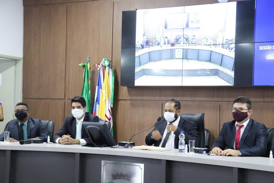 Câmara de Eunápolis terá duas sessões extraordinárias para discutir reforma administrativa 18