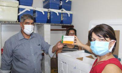 Cabrália - Vacinação contra covid inicia nessa quarta-feira 25