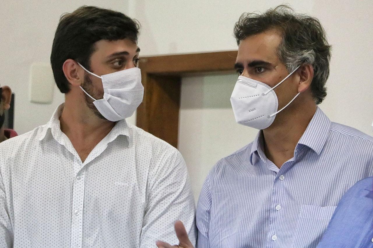 Deputado Leur Lomanto reafirma compromisso com Ramos Filho de atuar em favor de Eunápolis 22