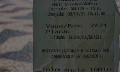 Tribunal de justiça faz voltar a Zona azul em Porto Seguro. A Prefeitura irá recorrer da decisão! 27