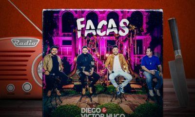 """""""Facas"""" de Diego & Victor Hugo se firma como mais um sucesso da dupla 49"""