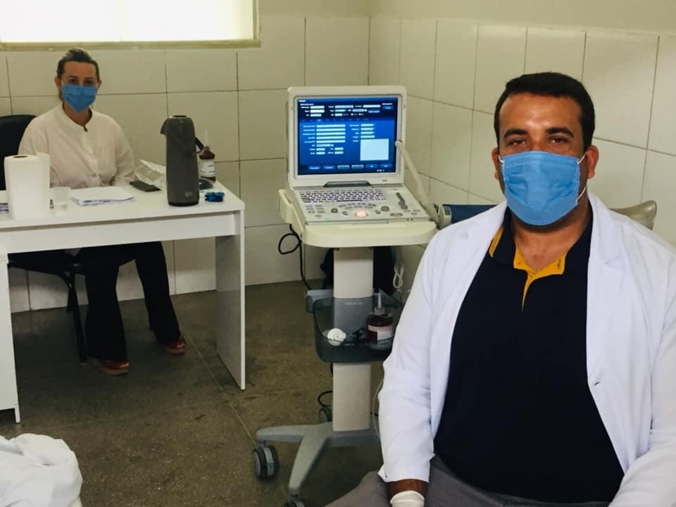 Governo Municipal de Itagimirim disponibiliza exame de Ultrassonografia para a população. 18