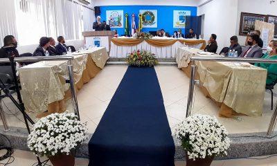 Câmara Municipal de Itabela retorna às atividades legislativas nesta quinta-feira (18) com Sessão Ordinária 20