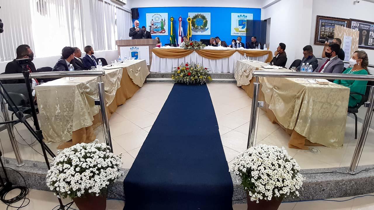 Câmara Municipal de Itabela retorna às atividades legislativas nesta quinta-feira (18) com Sessão Ordinária 18