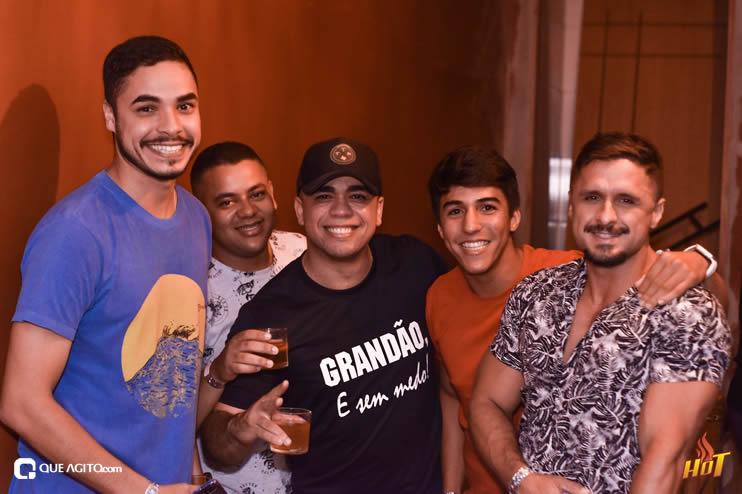 Noite de sexta da Hot contou com André Lima e Rafael 27