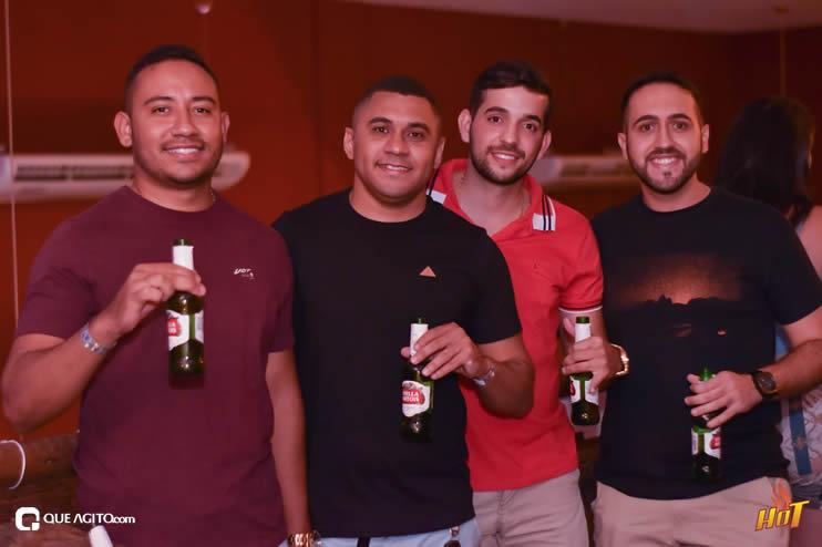 Noite de sexta da Hot contou com André Lima e Rafael 22
