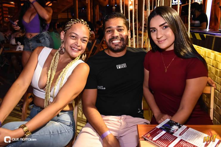 Noite de sexta da Hot contou com André Lima e Rafael 42