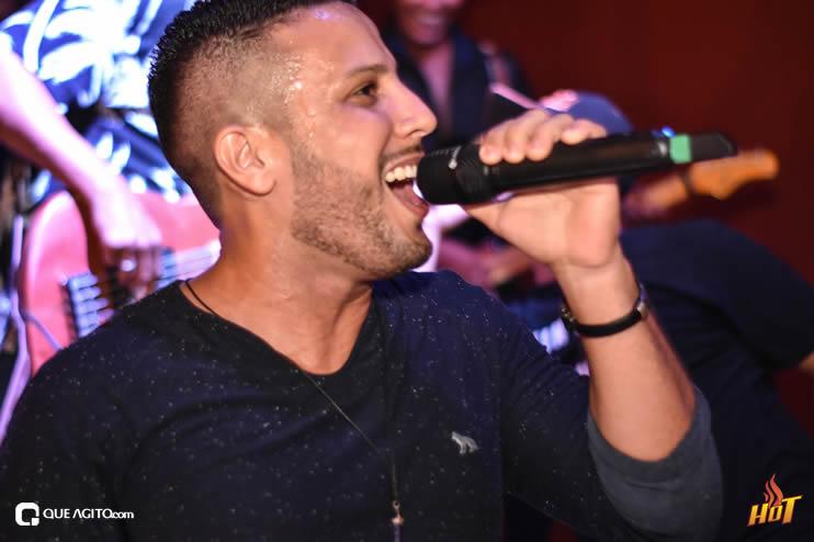 Noite de sexta da Hot contou com André Lima e Rafael 49
