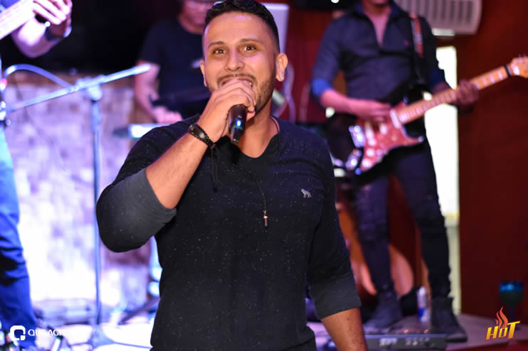 Noite de sexta da Hot contou com André Lima e Rafael 46