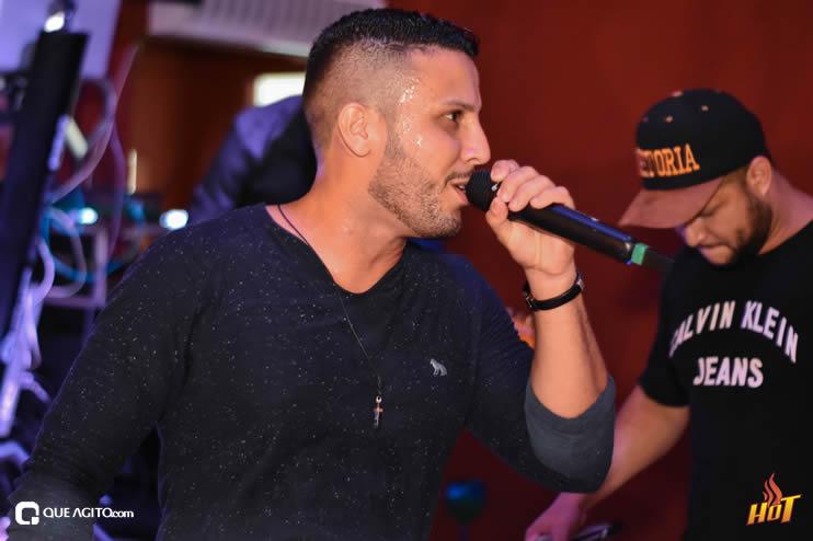 Noite de sexta da Hot contou com André Lima e Rafael 50