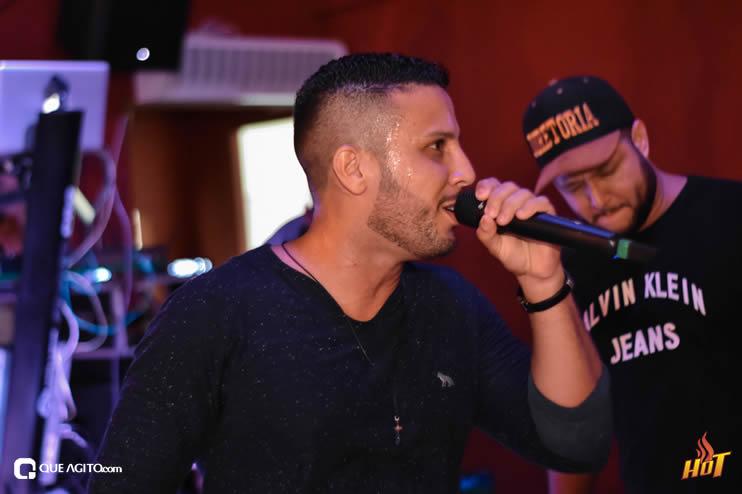 Noite de sexta da Hot contou com André Lima e Rafael 53
