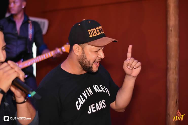 Noite de sexta da Hot contou com André Lima e Rafael 57