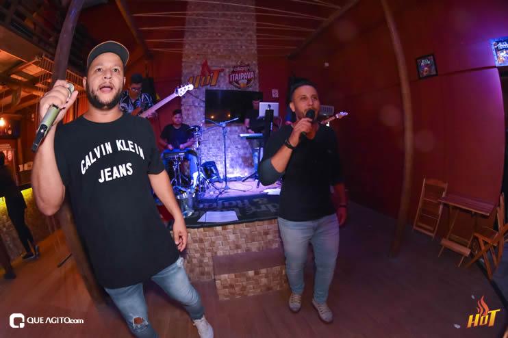 Noite de sexta da Hot contou com André Lima e Rafael 54