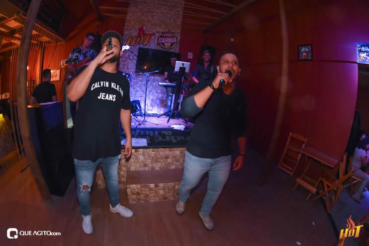 Noite de sexta da Hot contou com André Lima e Rafael 55