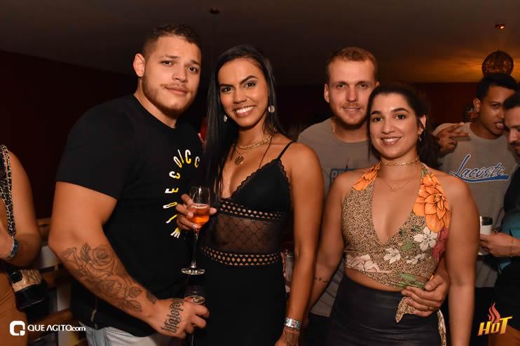 Noite de sexta da Hot contou com André Lima e Rafael 70