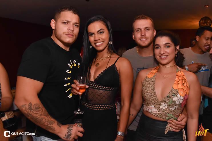 Noite de sexta da Hot contou com André Lima e Rafael 69