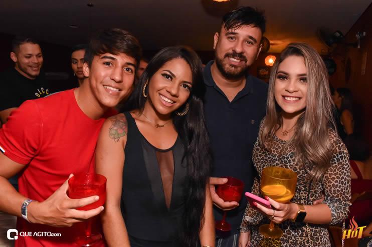 Noite de sexta da Hot contou com André Lima e Rafael 68