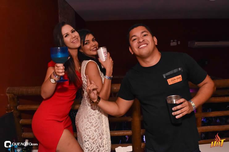 Noite de sexta da Hot contou com André Lima e Rafael 72