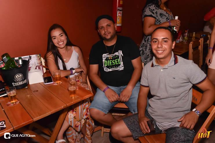 Noite de sexta da Hot contou com André Lima e Rafael 76