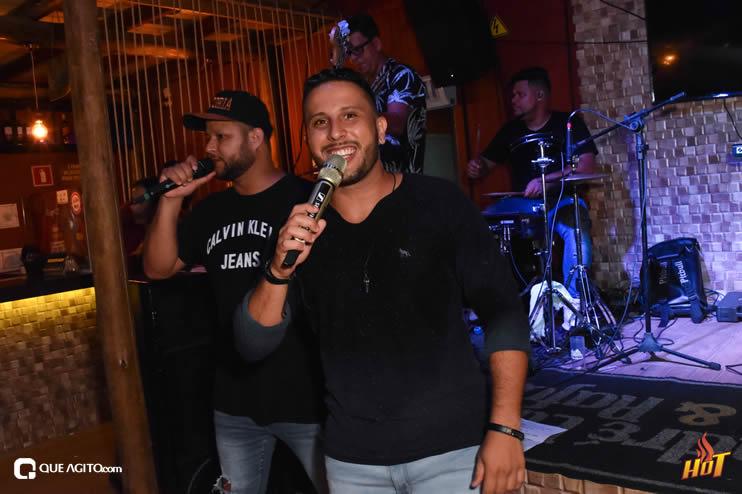Noite de sexta da Hot contou com André Lima e Rafael 80