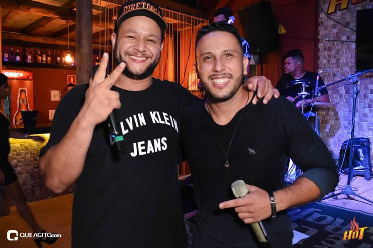 Noite de sexta da Hot contou com André Lima e Rafael 21