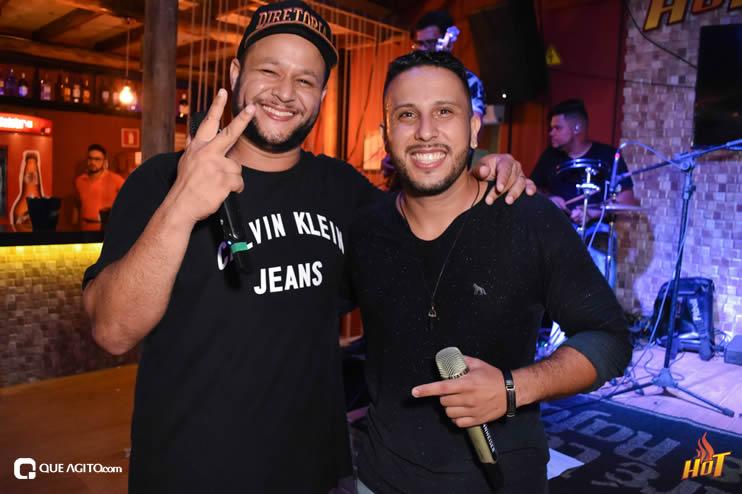 Noite de sexta da Hot contou com André Lima e Rafael 82