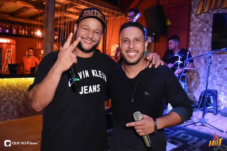 Noite de sexta da Hot contou com André Lima e Rafael 83