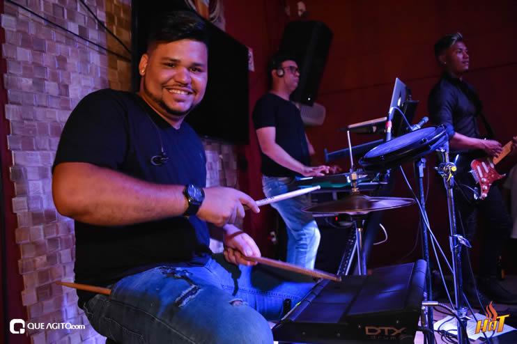 Noite de sexta da Hot contou com André Lima e Rafael 84
