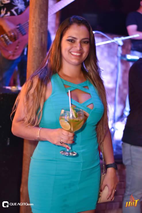 Noite de sexta da Hot contou com André Lima e Rafael 88