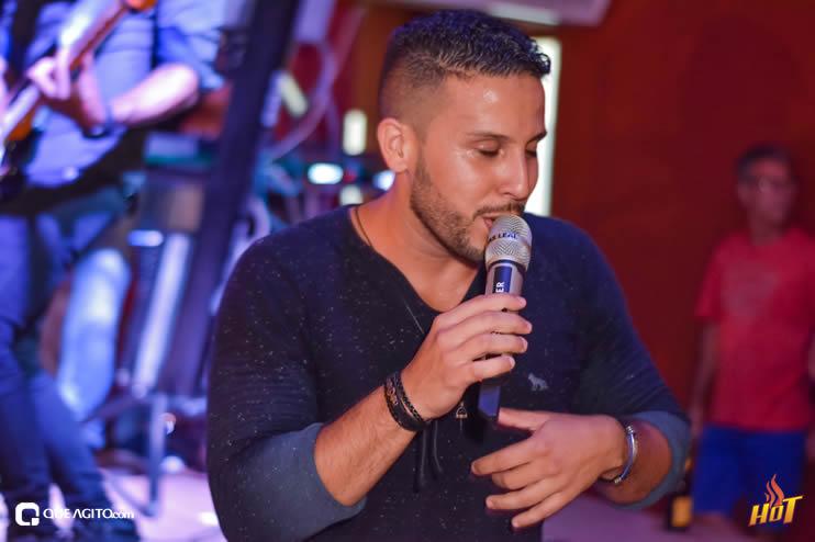 Noite de sexta da Hot contou com André Lima e Rafael 116