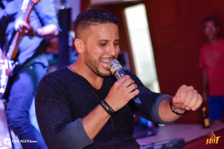 Noite de sexta da Hot contou com André Lima e Rafael 121