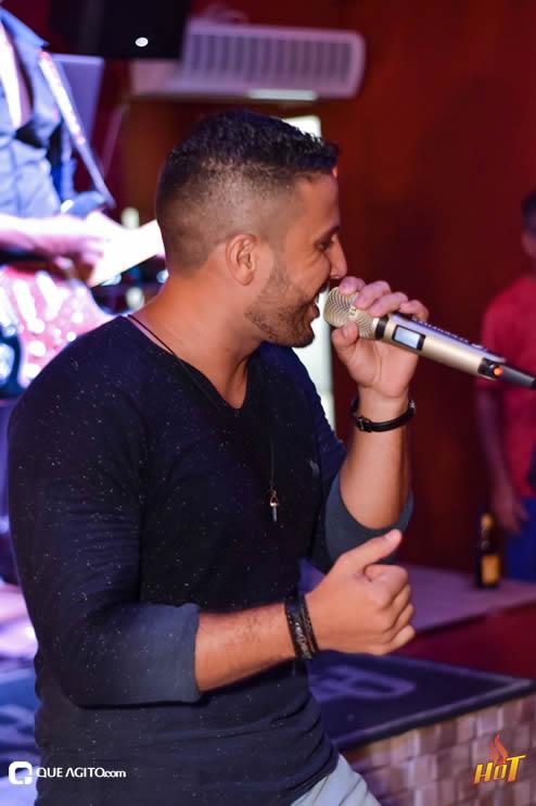 Noite de sexta da Hot contou com André Lima e Rafael 123