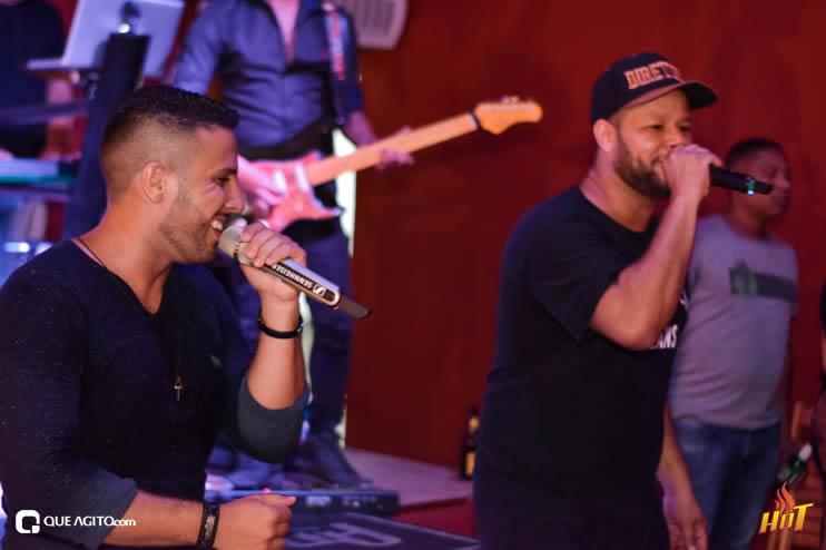 Noite de sexta da Hot contou com André Lima e Rafael 89
